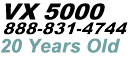 VX5000.com | Home of the VX 5000 Steam Cleaner